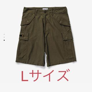 W)taps - WTAPS cargo shorts 01 Lサイズ OLIVE DRAB