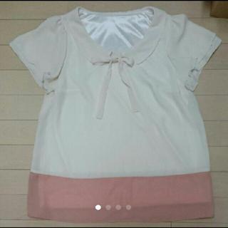 プーラフリーム(pour la frime)のプーラフリーム 半袖 カットソー(カットソー(半袖/袖なし))