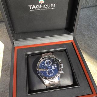 タグホイヤー(TAG Heuer)のタグホイヤー カレラ cv2010  正規品(腕時計(アナログ))