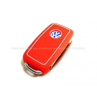 フォルクスワーゲン(Volkswagen)のVWシリコンキーケース(車外アクセサリ)