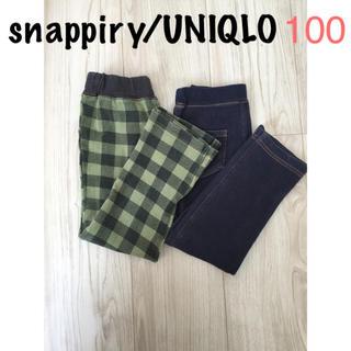UNIQLO - パンツ チェック