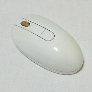 NEC - NEC 純正ワイヤレスレーザーマウス MG-0657 白