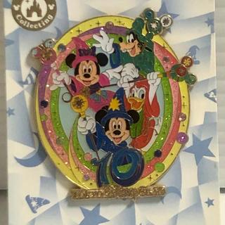 ディズニー(Disney)のディズニーシー 10周年 記念 ピンバッジ(バッジ/ピンバッジ)