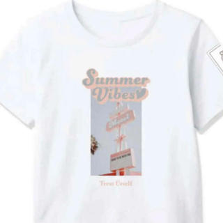 treat urself サマーバッグ 限定 Tシャツ