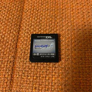 ニンテンドーDS(ニンテンドーDS)のポケモン ソウルシルバー(携帯用ゲームソフト)
