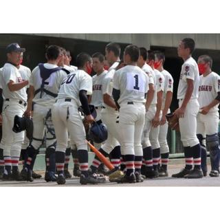 DESCENTE - 浦和学院 ユニフォーム 高校野球 甲子園 ユニホーム 応援グッズ