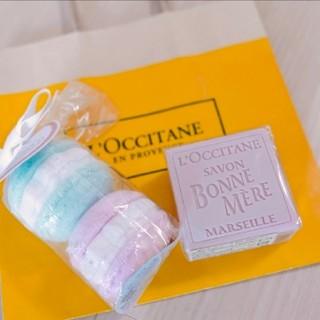 ロクシタン(L'OCCITANE)の新品未開封♡ロクシタン石鹸のみ(ボディソープ/石鹸)