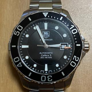 タグホイヤー(TAG Heuer)のタグホイヤー アクアレーサー キャリパー5(腕時計(アナログ))