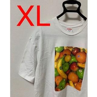 シュプリーム(Supreme)のXL❗️Supreme Fruit Teeシュプリーム Tシャツ(Tシャツ/カットソー(半袖/袖なし))