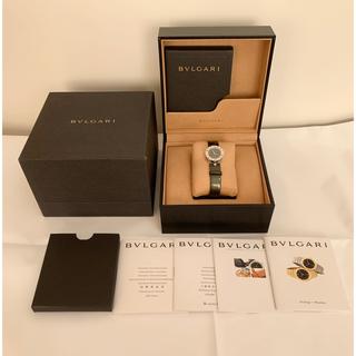 BVLGARI - 美品 ブルガリ 腕時計 Bzero1 /8/11より新品電池交換済⭐️