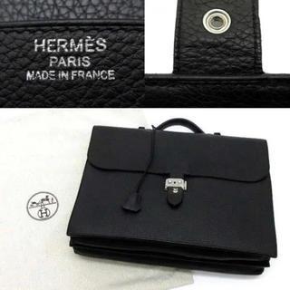 Hermes - エルメス HERMES サックアデペッシュ38