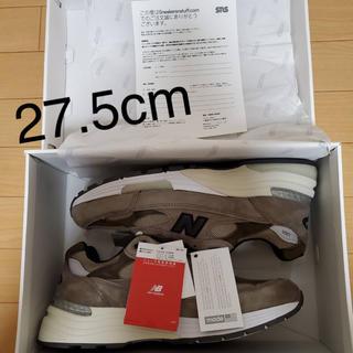 New Balance - 27.5cm New Balance 992 x JJJJound Grey