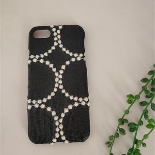 ミナペルホネン(mina perhonen)のミナペルホネン タンバリン iphone7/8のケース(iPhoneケース)