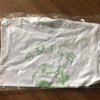 グラニフ(Design Tshirts Store graniph)のグラニフ 白T  Mサイズ 新品(カットソー(半袖/袖なし))