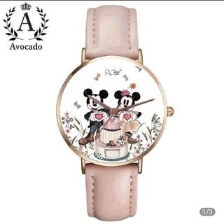 ミッキーマウス - 新品☆ミッキーマウス腕時計☆ミニーマウス腕時計☆ディズニー腕時計☆サンリオ