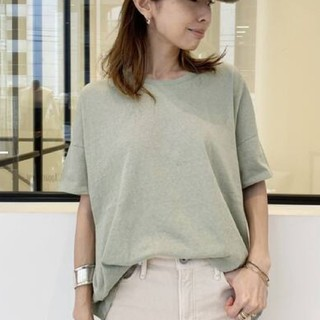 L'Appartement DEUXIEME CLASSE - アパルトモン GOOD GRIEF グッドグリーフ Relaxed Tee