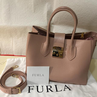 フルラ(Furla)のフルラ  メトロポリス 未使用近い トート (トートバッグ)