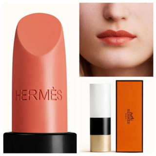 Hermes - 【完売色】HERMES ルージュエルメス 16 ベージュタデラクト 口紅
