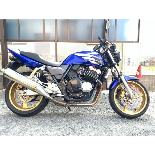 ホンダ(ホンダ)の【HONDA CB400SF SPEC3】 2006年式 NC39型 自動車/バイクのバイク(車体)の商品写真
