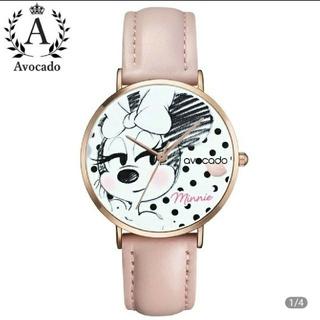 ミッキーマウス - 新品☆ミッキー腕時計☆ピンク☆ミニーマウス腕時計☆ディズニー腕時計