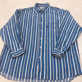 PRO-Keds - 【PRO-Keds】ストライプシャツ【大きいサイズ】