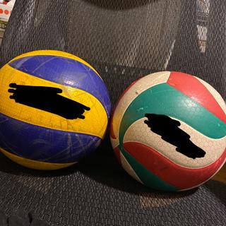 MIKASA - 【2球セット】バレーボール5号球