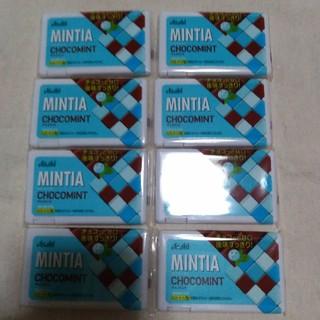 アサヒ - ミンティア チョコミント8個