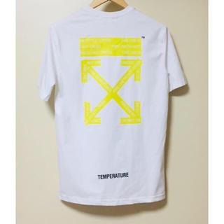 OFF-WHITE - Off white Tシャツ オフホワイト Tシャツ