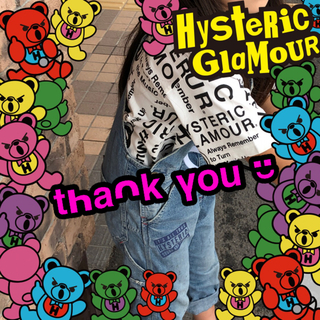 JOEY HYSTERIC - (ㅅ˘˘)♡*.+゜専用