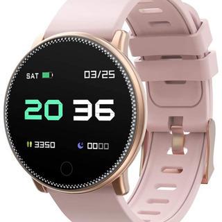 スマートウォッチ UMIDIGI 2019 最新 万歩計 腕時計