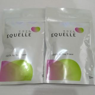 大塚製薬 - 新品未開封エクエル120錠×2袋