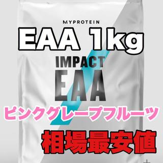 マイプロテイン(MYPROTEIN)のマイプロテイン myprotein EAA1kg ピンクグレープフルーツ味(アミノ酸)