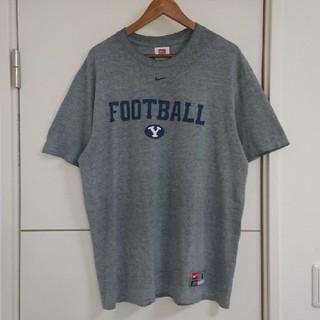 NIKE - NIKE ナイキ Tシャツ 90s古着メキシコ製 フットボール ビッグシルエット