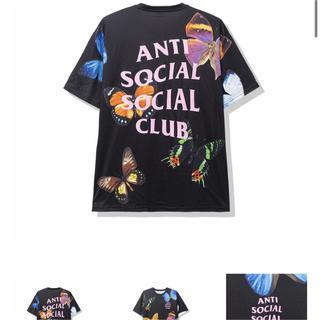ANTI - Antisocialsocialclub Tシャツ 新品XL
