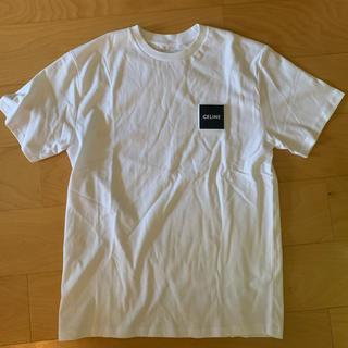 セリーヌ(celine)のセリーヌTシャツ 白 男女着用可(Tシャツ/カットソー(半袖/袖なし))