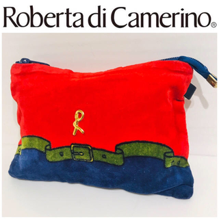 ROBERTA DI CAMERINO - イタリア製■大丸購入■ロベルタディカメリーノ クラッチバッグ レディース