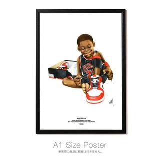 アップルバム(APPLEBUM)のapplebum chicago boy A1 poster 新品(ポスター)
