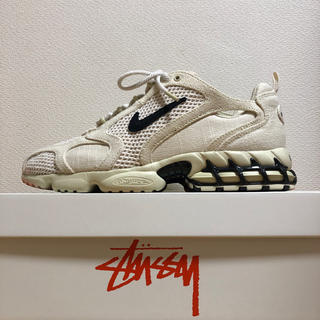 ナイキ(NIKE)のnike stussy air zoom spiriting cg2(スニーカー)