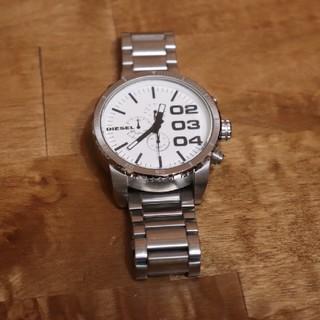 ディーゼル(DIESEL)のDIESEL ビッグフェイス 腕時計(腕時計(アナログ))