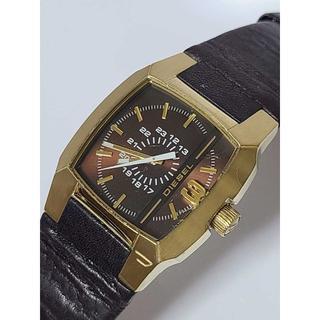 ディーゼル(DIESEL)のディーゼルの腕時計メンズ クォーツ式 動作確認済み(腕時計(アナログ))
