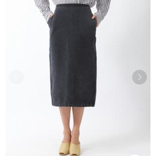 UNITED ARROWS - カレンソロジー  ブラックデニムスカート