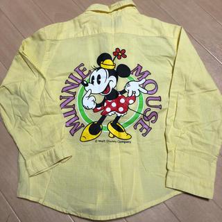 Disney - ディズニー シャツ 110 ミニー