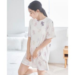 gelato pique - gelato pique【ONLINE 限定】ベアTシャツ&ショートパンツ