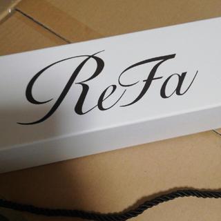 ReFa - 【新品・未使用】リファ ビューテック ストレートアイロン !送料無料!
