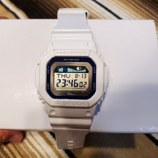 ロンハーマン(Ron Herman)のG-SHOCK ロンハーマン 別注モデル GLX-5600RHW-7BJR(腕時計(デジタル))