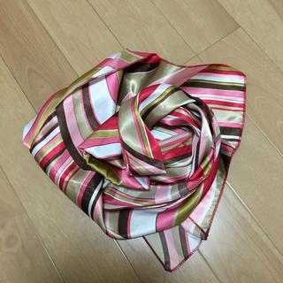 セシルマクビー(CECIL McBEE)のスカーフ ピンク(バンダナ/スカーフ)