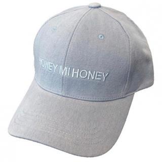 ハニーミーハニー(Honey mi Honey)のHONEY MI HONEY ロゴキャップ(キャップ)