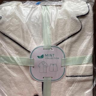 GU - 新品未使用 GU×SABON コラボ パイル ミントパジャマ S ホワイト