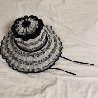ドゥーズィエムクラス(DEUXIEME CLASSE)のlorna murray ローナマーレイ(麦わら帽子/ストローハット)