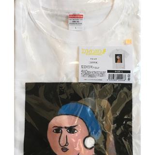 コンフィデンスマンjp  ダー子 フェルメール  Tシャツ